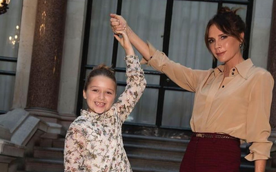 Victoria Beckham proves hers is the most influential LFW brand