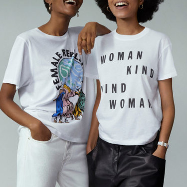Net-A-Porter unveils charity link-ups with McCartney, Marant and more for Women's Day