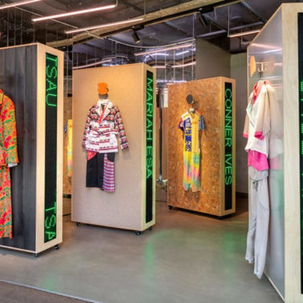 """Browns Focus incubator relaunched as """"collaboration platform"""" with new collections"""