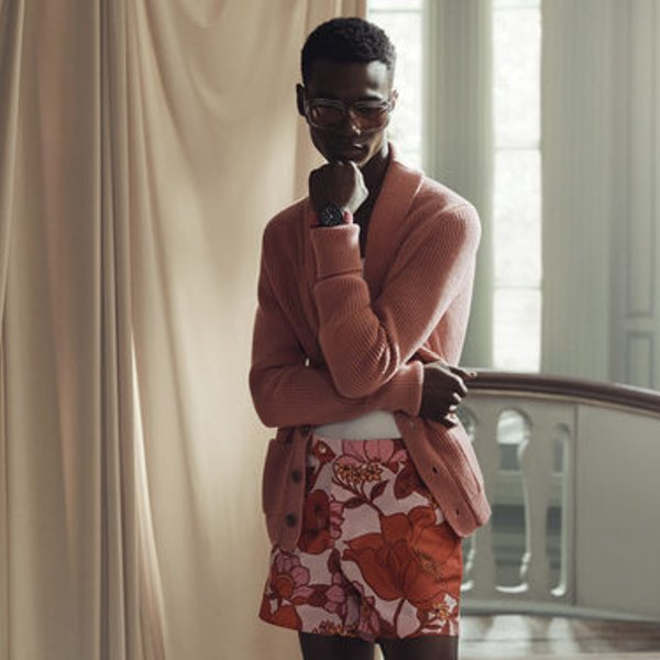 Mr Porter launches vibrant summer collab with Tom Ford